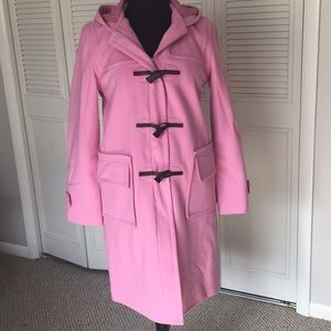 Isaac Mizrahi toggle coat